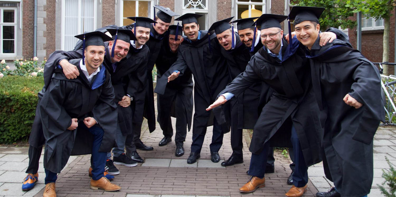 UMIO Congratulates New MaastrichtMBA Graduates